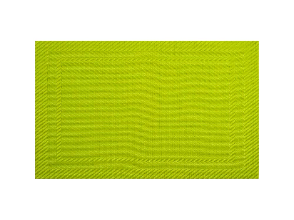 Mata stołowa Fusion Fresh Green pvc/ps 45 x 30 cm AMBITION
