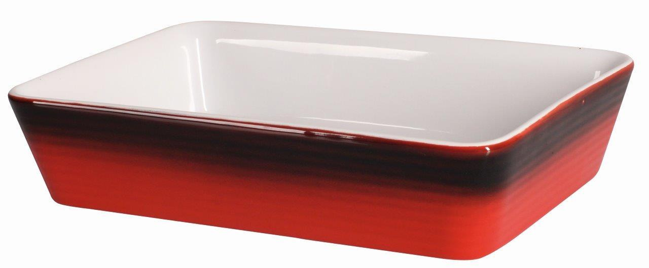 Forma ceramiczna do zapiekania Carmen 25,5 x 16 cm AMBITION