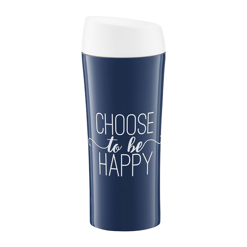 Kubek termiczny Nordic Choose To Be Happy 400 ml AMBITION