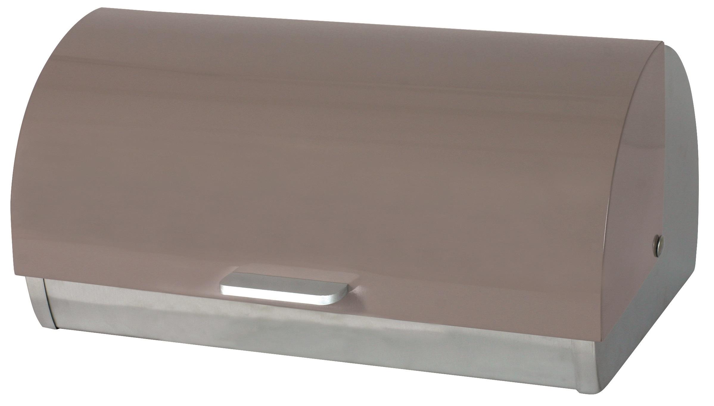 Chlebak Fusion Fresh 39 x 28 x 18,5 cm taupe AMBITION