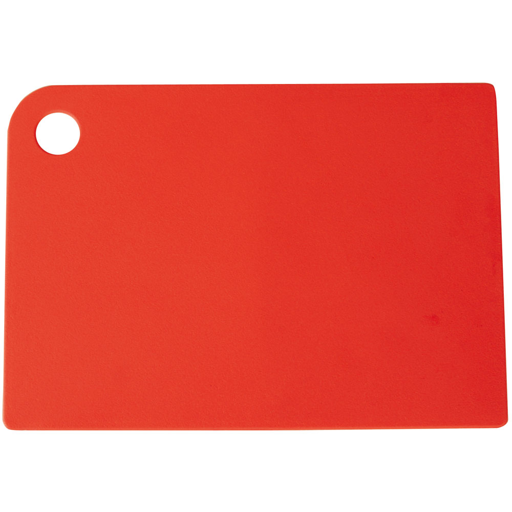 Deska do krojenia Fusion Fresh 2 34,5 x 24,5 x 0,2 cm red AMBITION