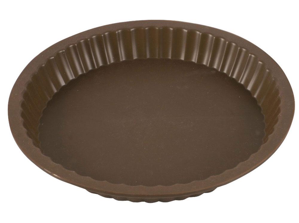 Forma do tarty silikonowa Delice Brown 27 cm AMBITION